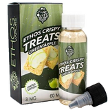 Green Apple Crispy Treats By Ethos Vapors