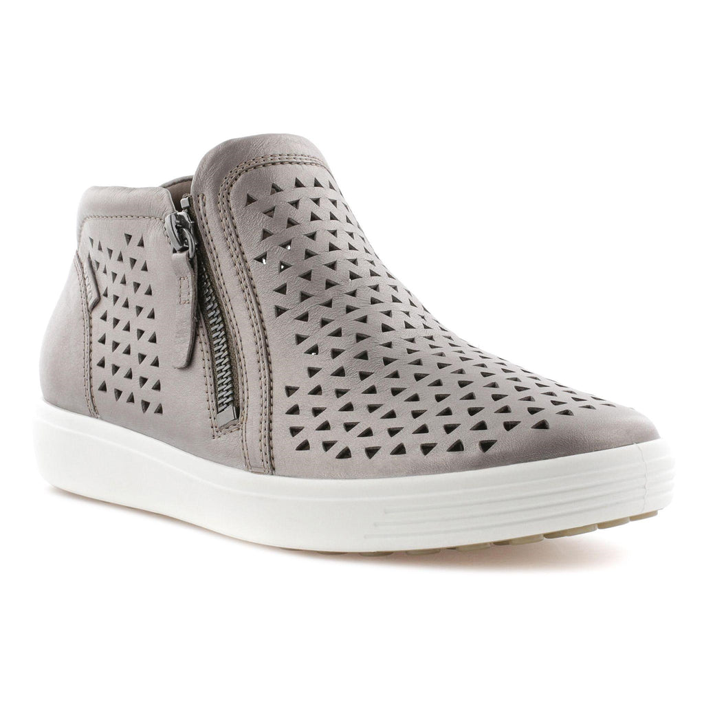 Soft 7 W Stone Metallic Droid hi-top