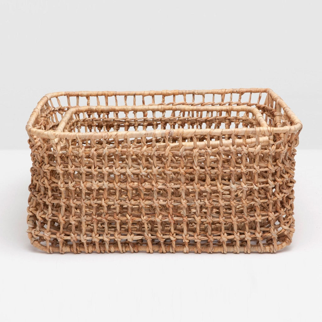 Pigeon & Poodle Ardross Water Hyacinth Basket