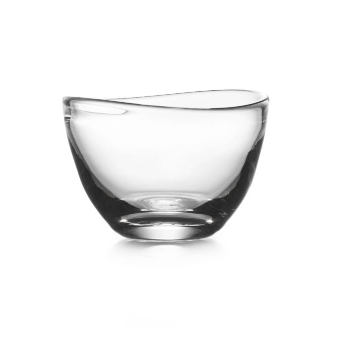 Barre Glass Serving Bowl