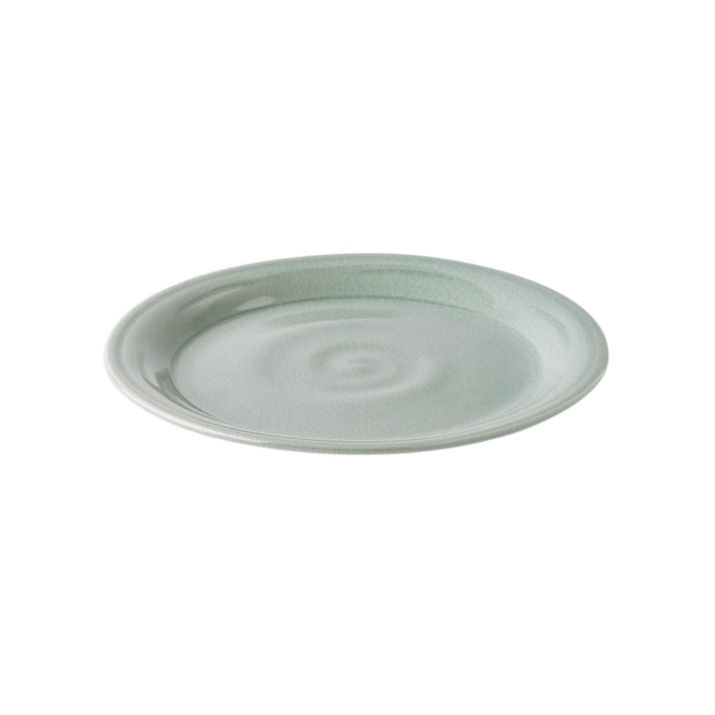 Belmont Dinnerware, Crackle Celadon
