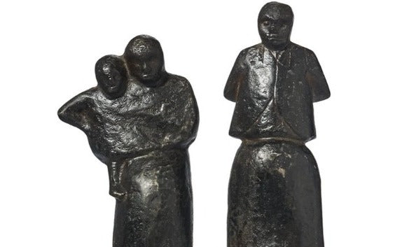 Jan Barboglio Familia Sculpture