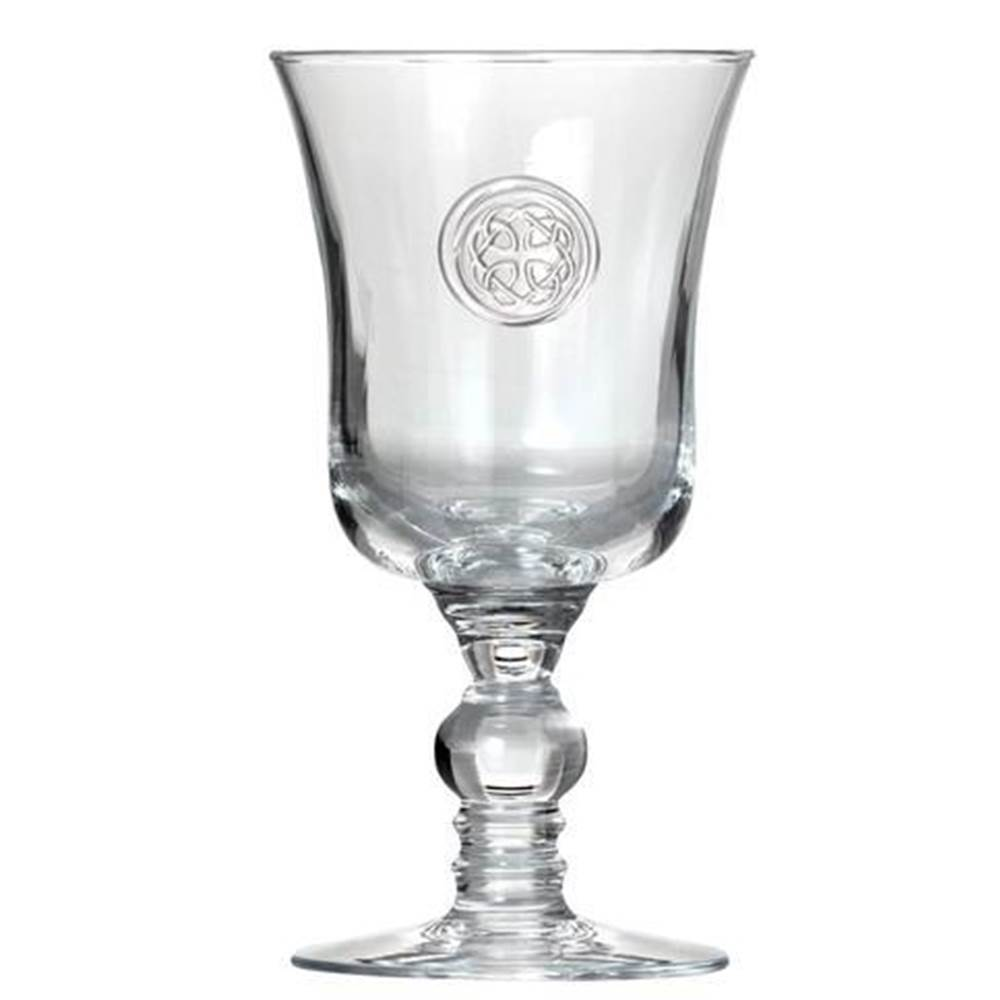 Eternity Footed Goblet Glass