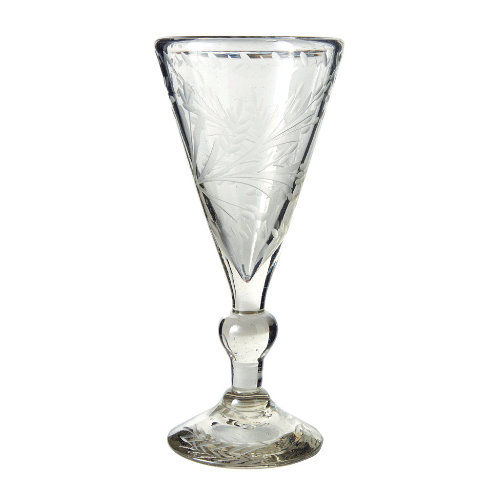 Jan Barboglio Clear Frances Goblet
