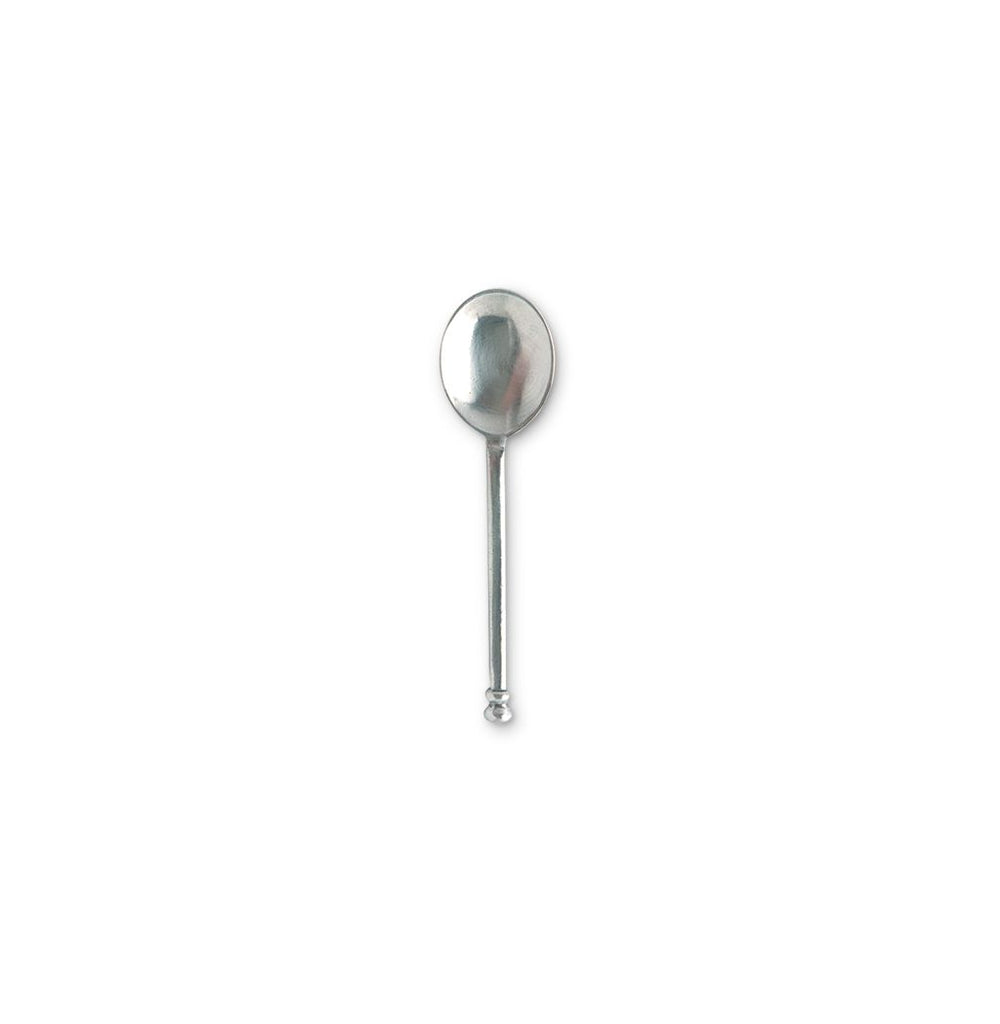 Match Pewter Small Ball Spoon, Set of 4