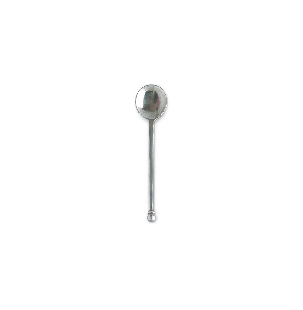 Match Pewter Long Ball Spoon, Set of 4