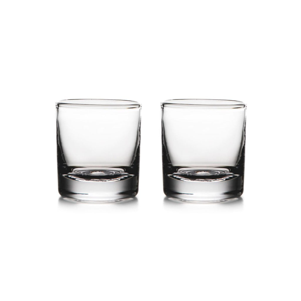 Ascutney Double Old-Fashioned Glass (Gift Boxed Set of 2)