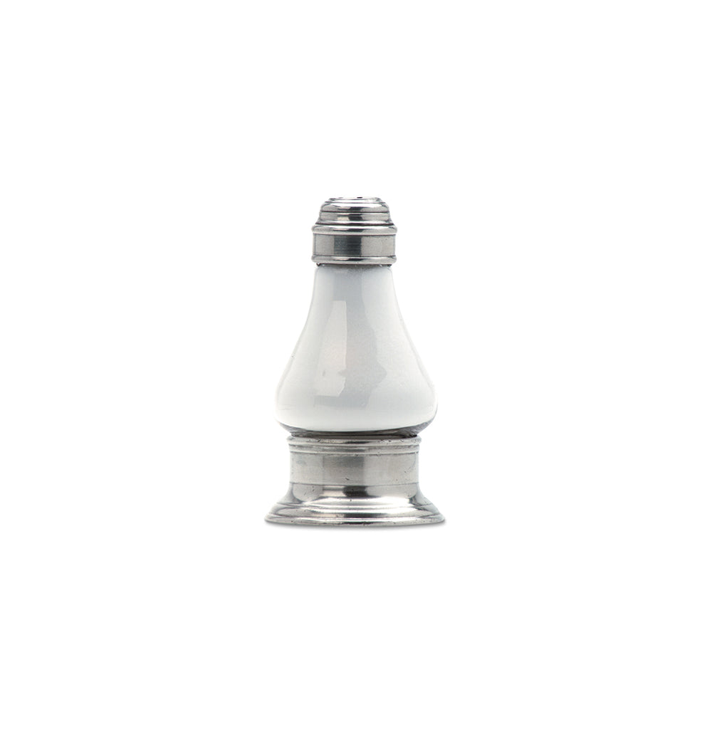 Match Pewter Siena Salt Shaker