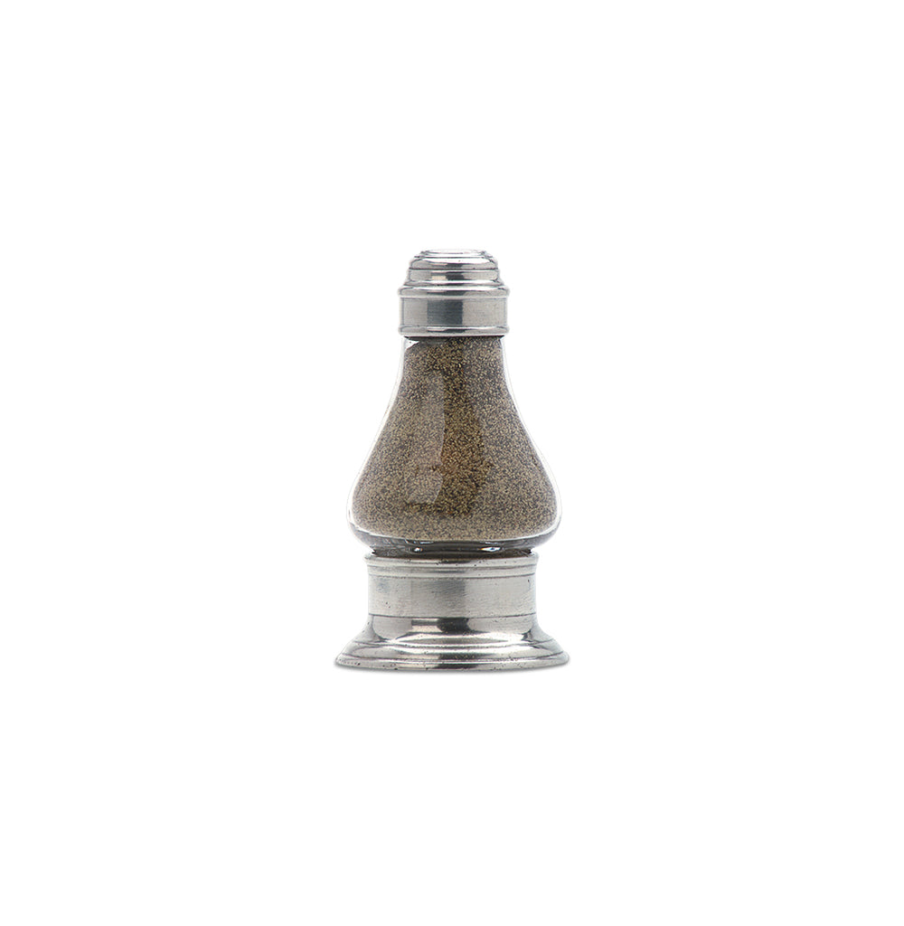 Match Pewter Siena Pepper Shaker