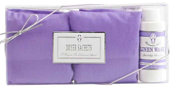 Lavender Lady Dryer Sachet Set