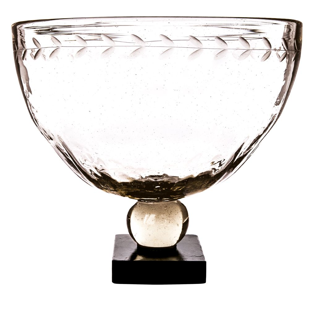 "12"" Clarity Serving Bowl"