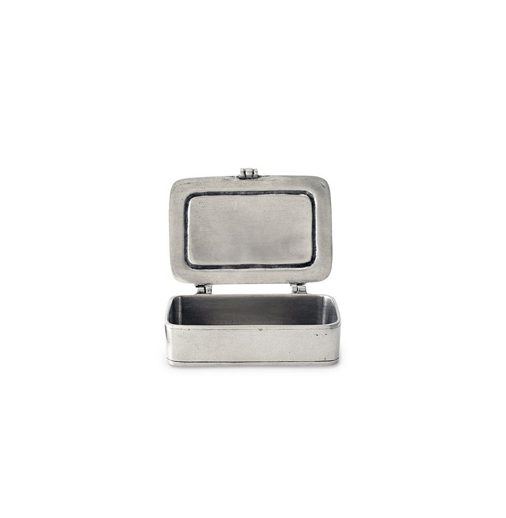 Match Pewter Small Lidded Box