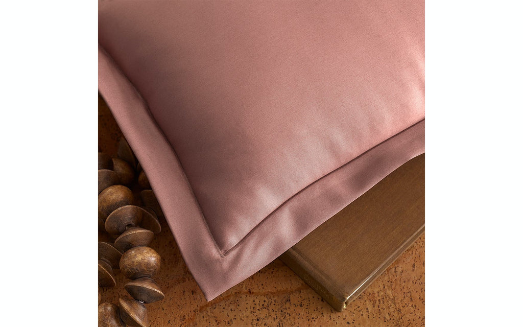 Talita Giza Satin Stitch Bedding Collection