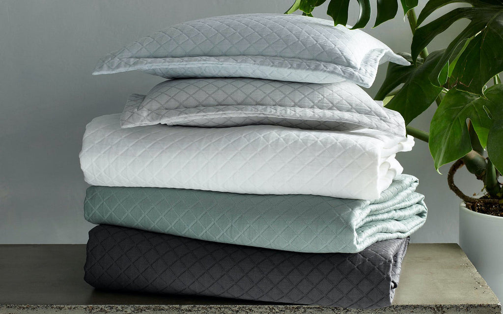 Nadia Matelassé Bedding Collection