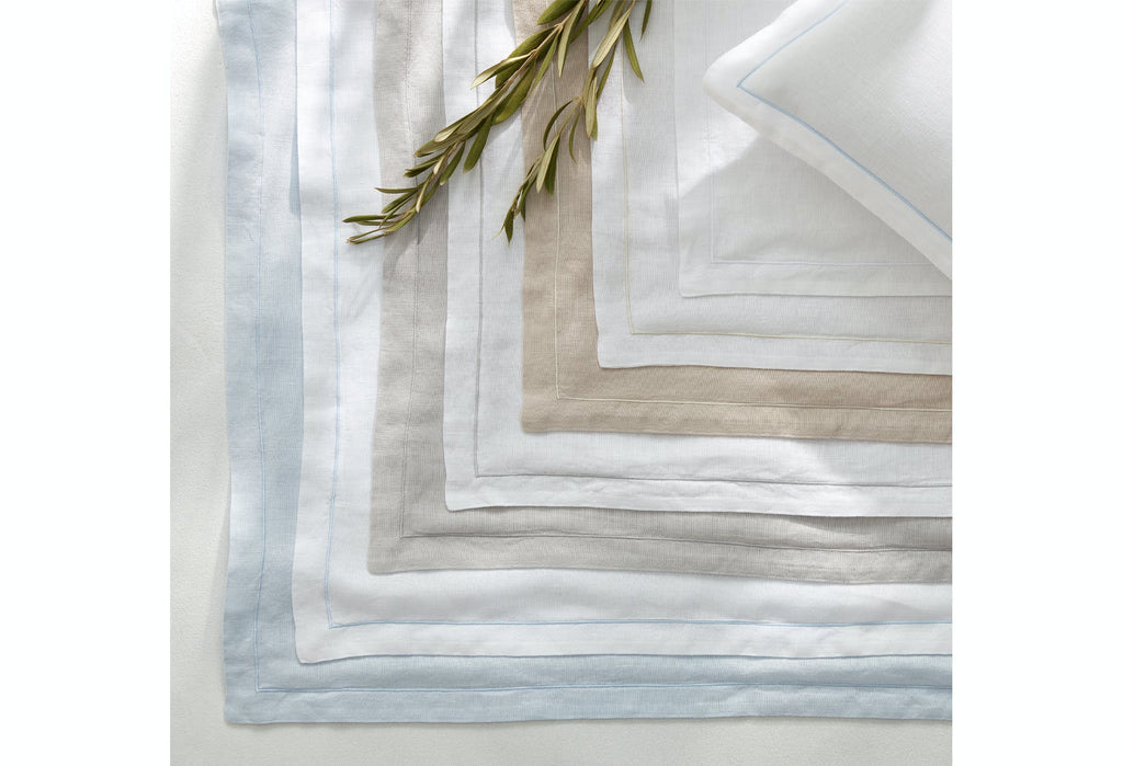 Porto Linen Bedding Collection