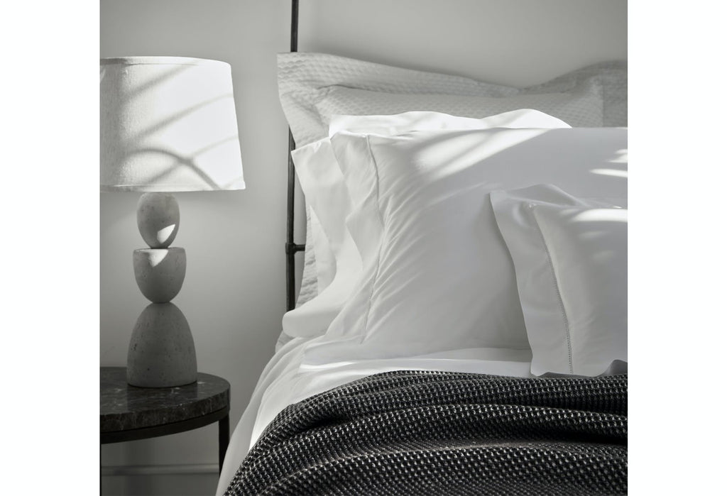 Milano Hemstitch Bedding Collection