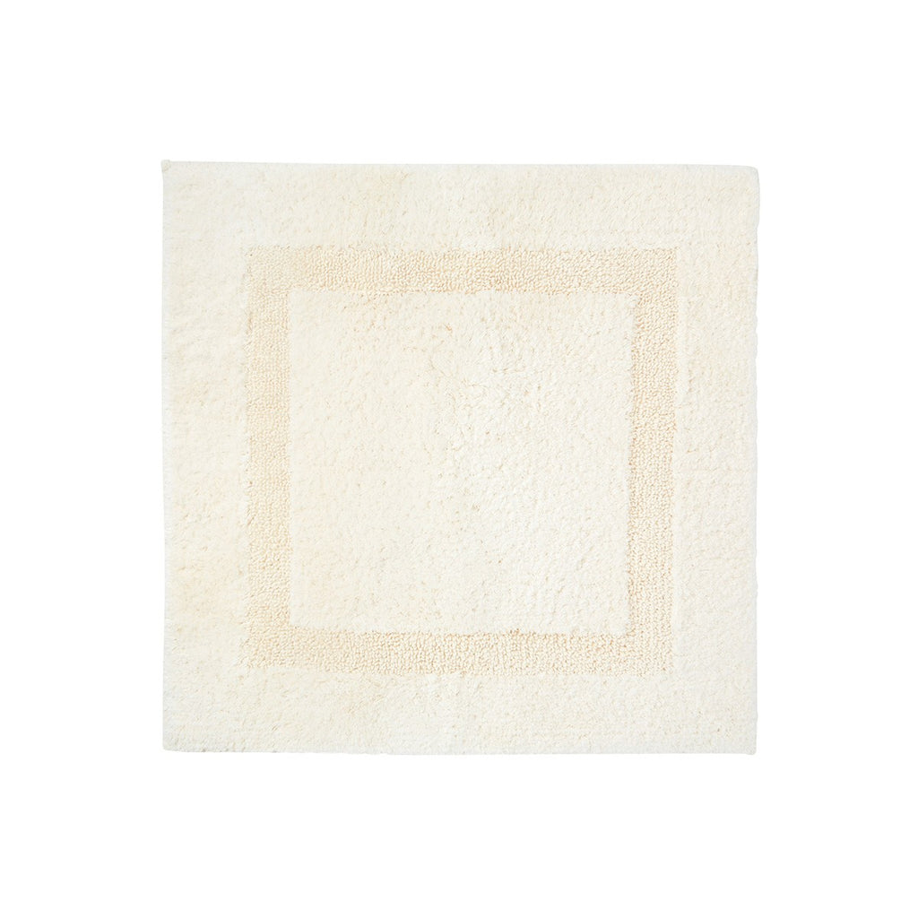 Yves Delorme Aquilon Reversible Cotton Bath Rug