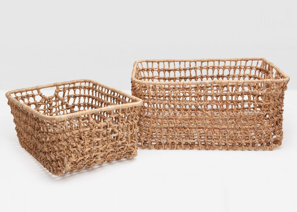 Ardross Water Hyacinth Basket