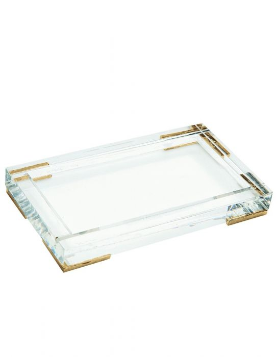 Acrylic Tray for Wash & Moisturizer