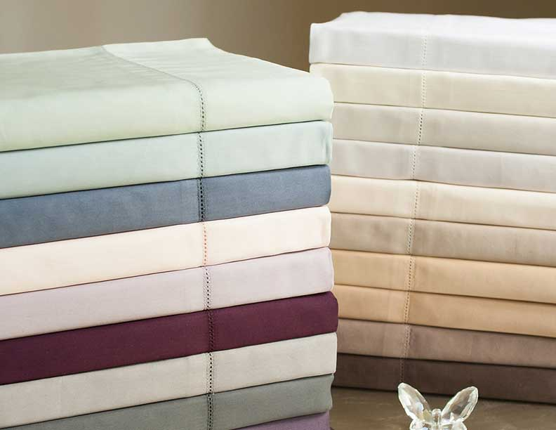 Royal Sateen Bedding Collection