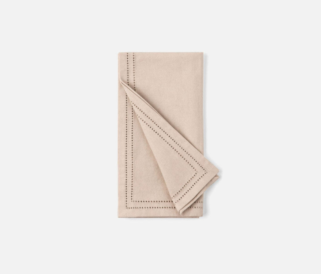 Betty Sand Cotton Napkin Set