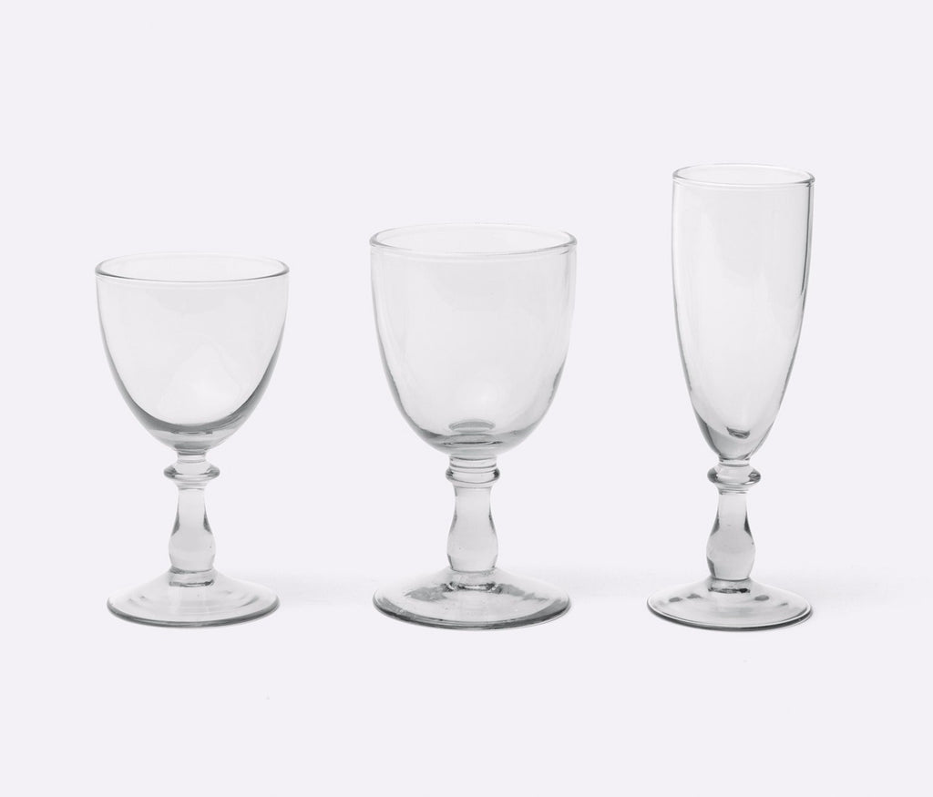 Blue Pheasant Celeste Glassware Set