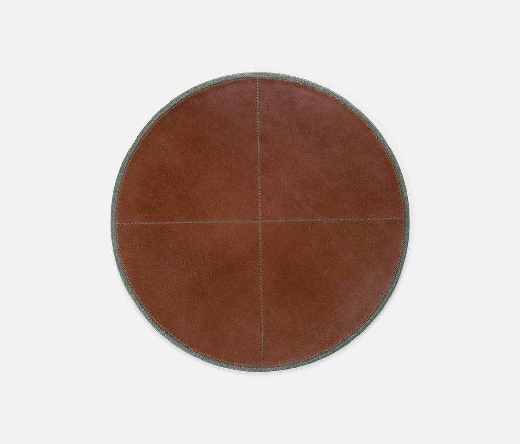 Graham Leather Placemat