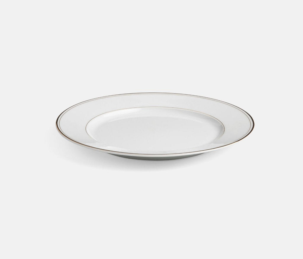 Hannah Gold Trim Dinnerware Collection