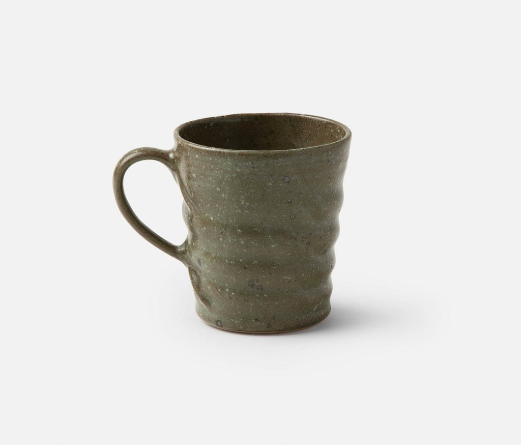 Hayes Gray Salt Mug Set