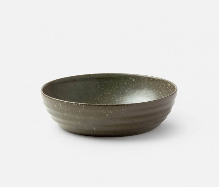 Hayes Gray Salt Serving Bowl Set