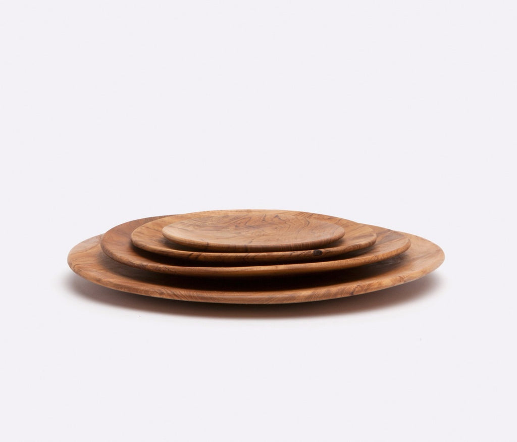 Blue Pheasant Rowan Teak Dinnerware Collection