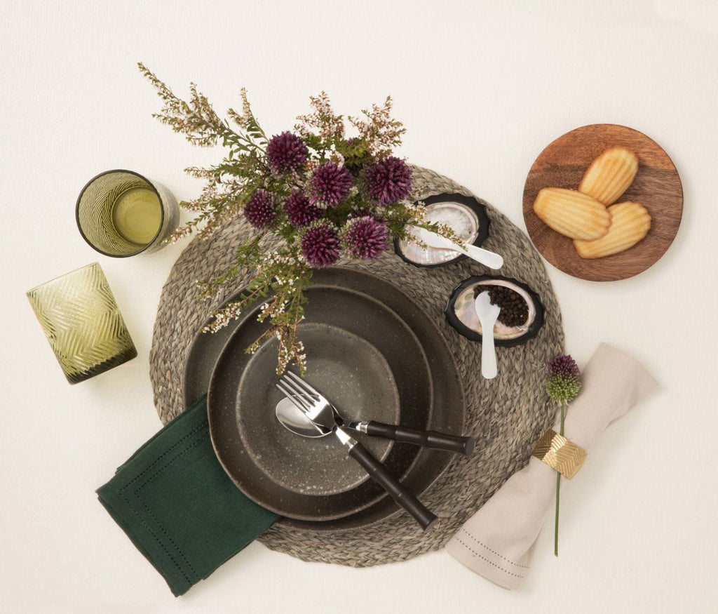 Marcus Gray Salt Dinnerware Collection
