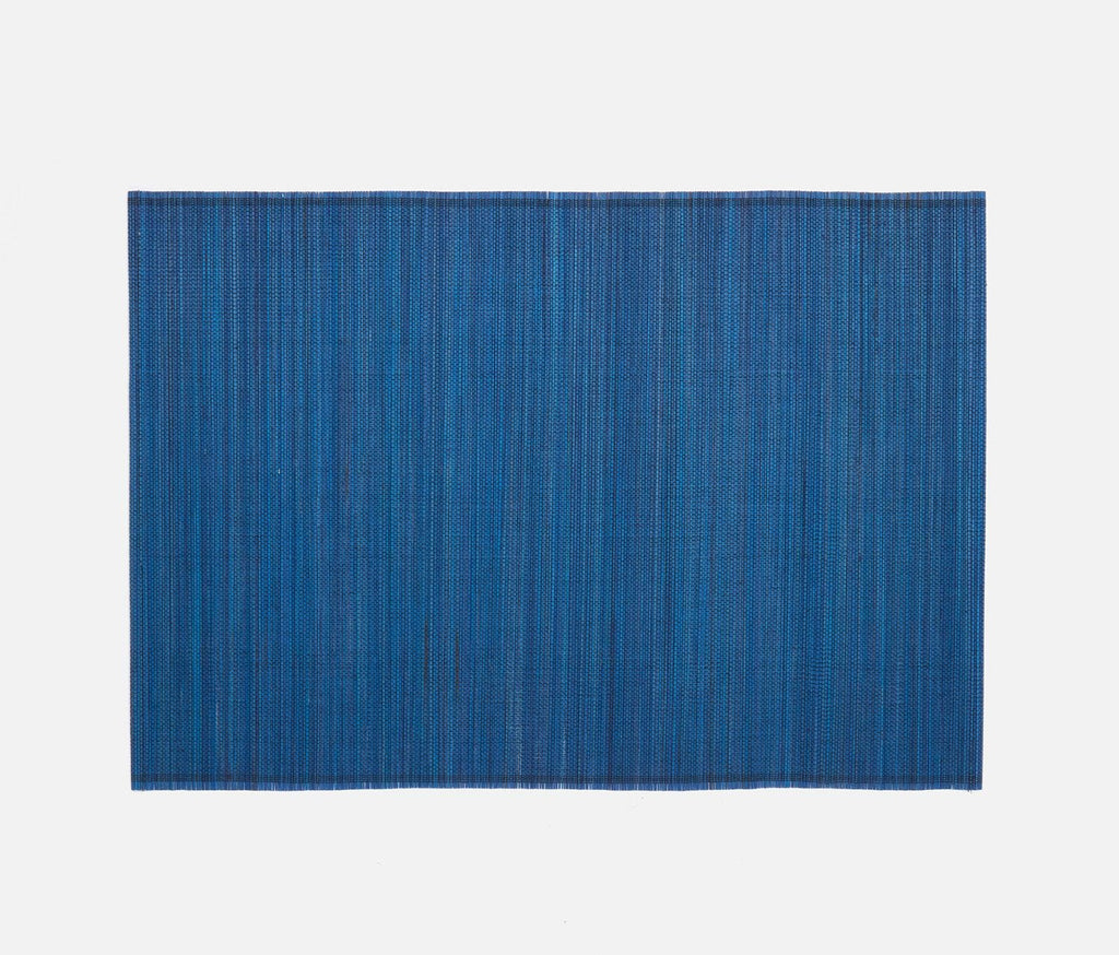 Varden Bamboo Placemats in Mixed Navy