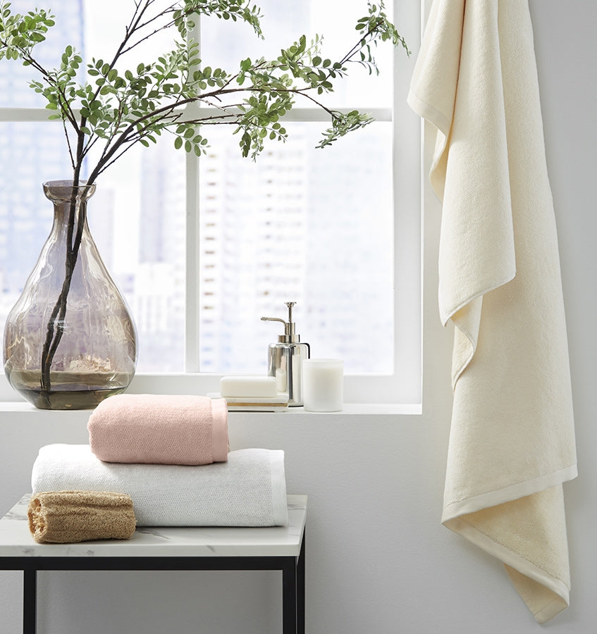 Sferra Canedo Bath Towel Collection