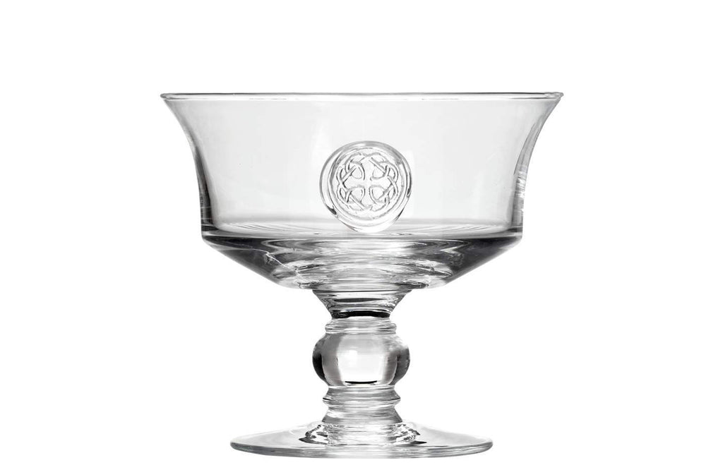 Eternity Compote Glass