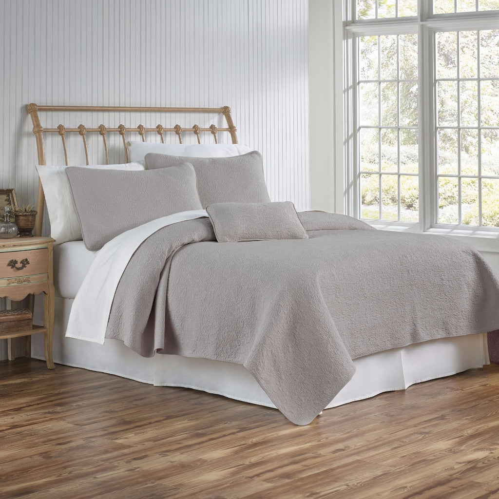 Traditions Linens Couture Matelassé Bedding Collection
