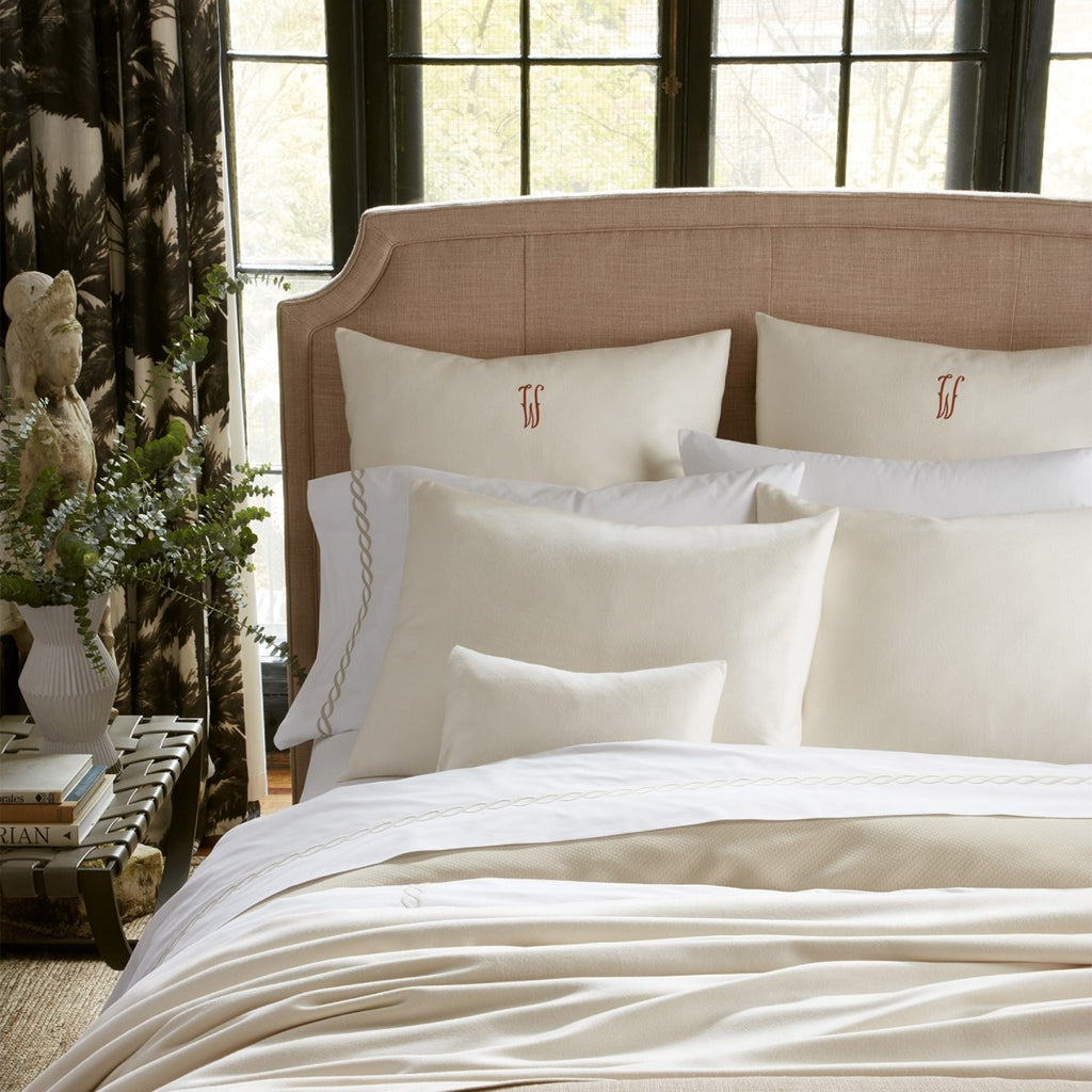 Matouk Dream Modal Blanket & Shams