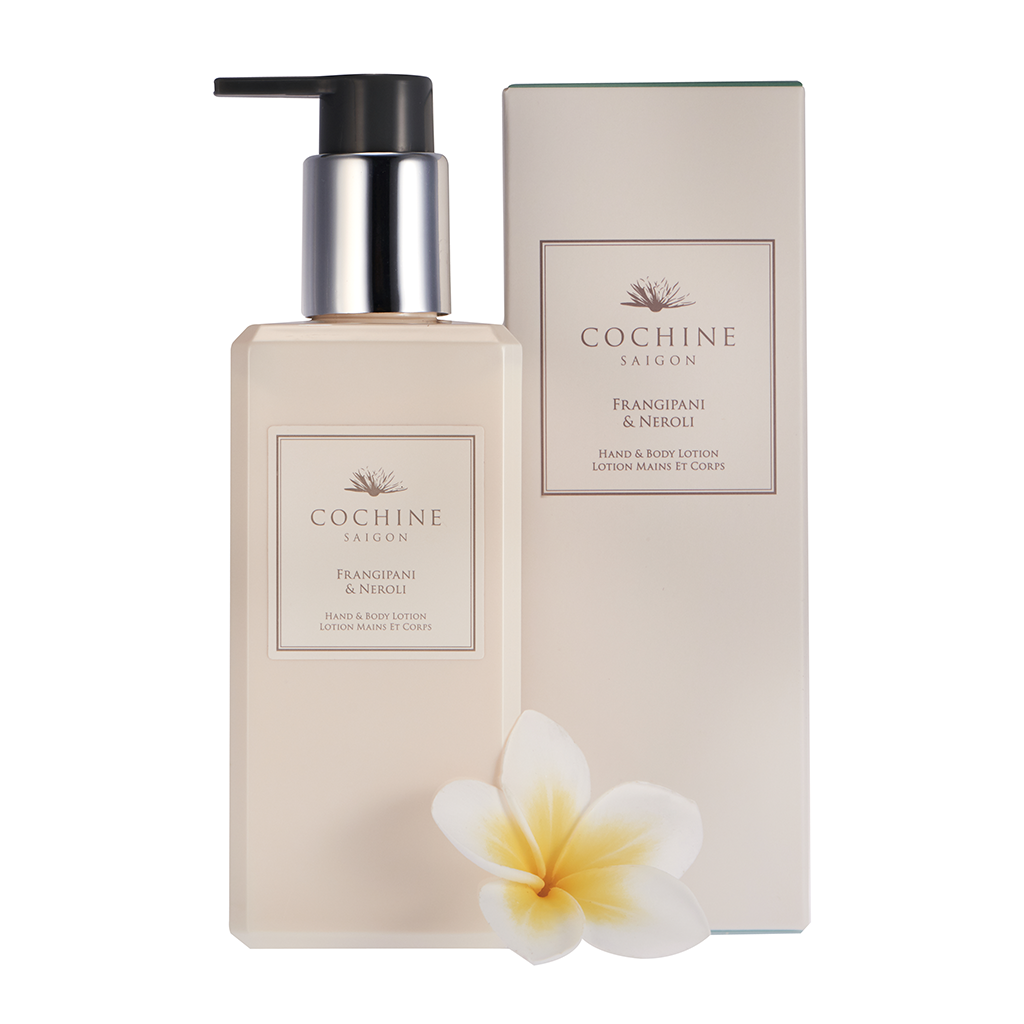 Cochine Saigon Frangipani & Neroli Hand & Body Lotion