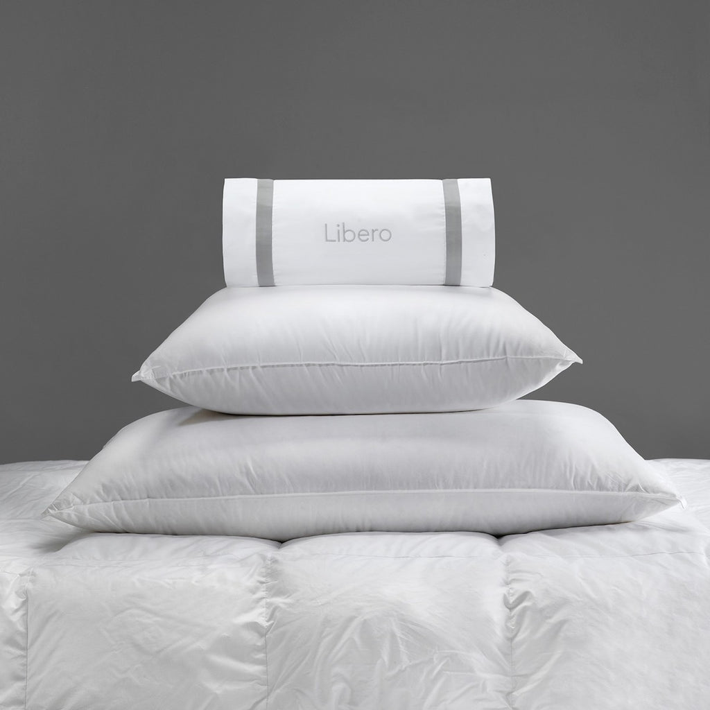 Matouk Libero Hypoallergenic Down Free Down Alternative Pillow