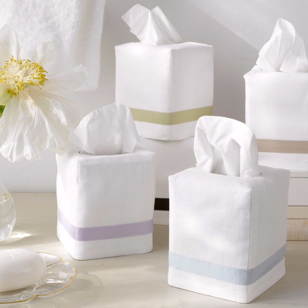 MATOUK LOWELL TISSUE BOX COVER