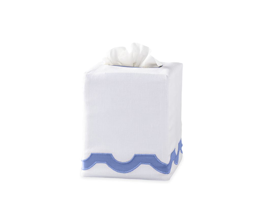 Mirasol Linen Tissue Box Cover