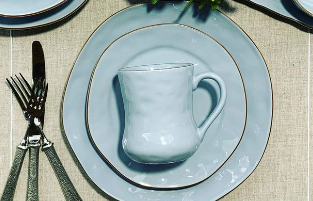Cantaria Dinnerware, Morning Sky