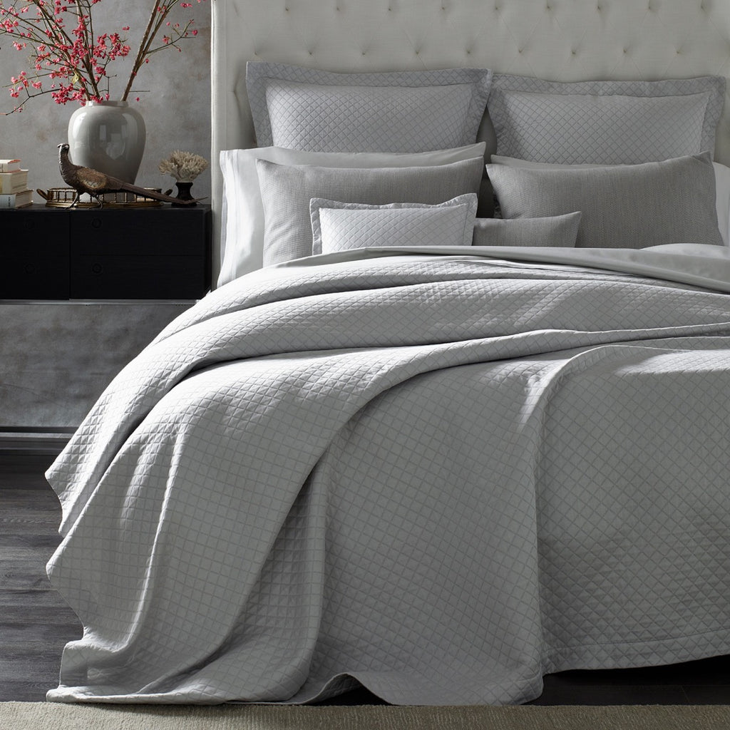 Matouk Nadia Matelassé Bedding Collection