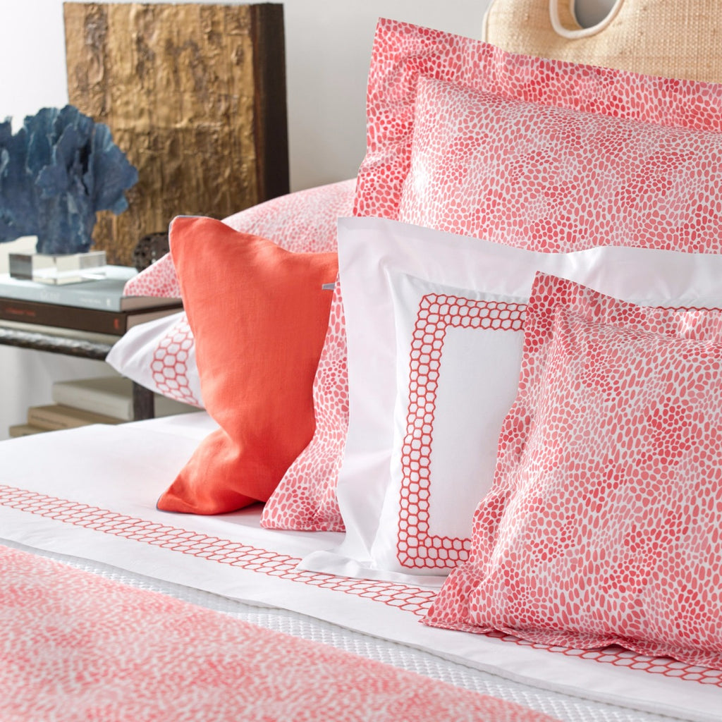 Lulu DK for Matouk Nikita Bedding collection