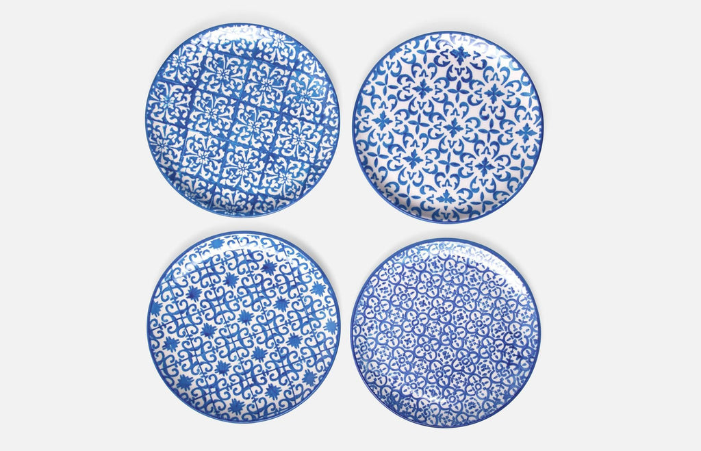 Ojai Set of 4 Salad/Dessert Plates by Mark D. Sikes