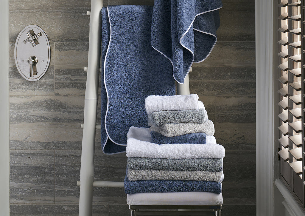 Cairo Wave Bath Towel Collection