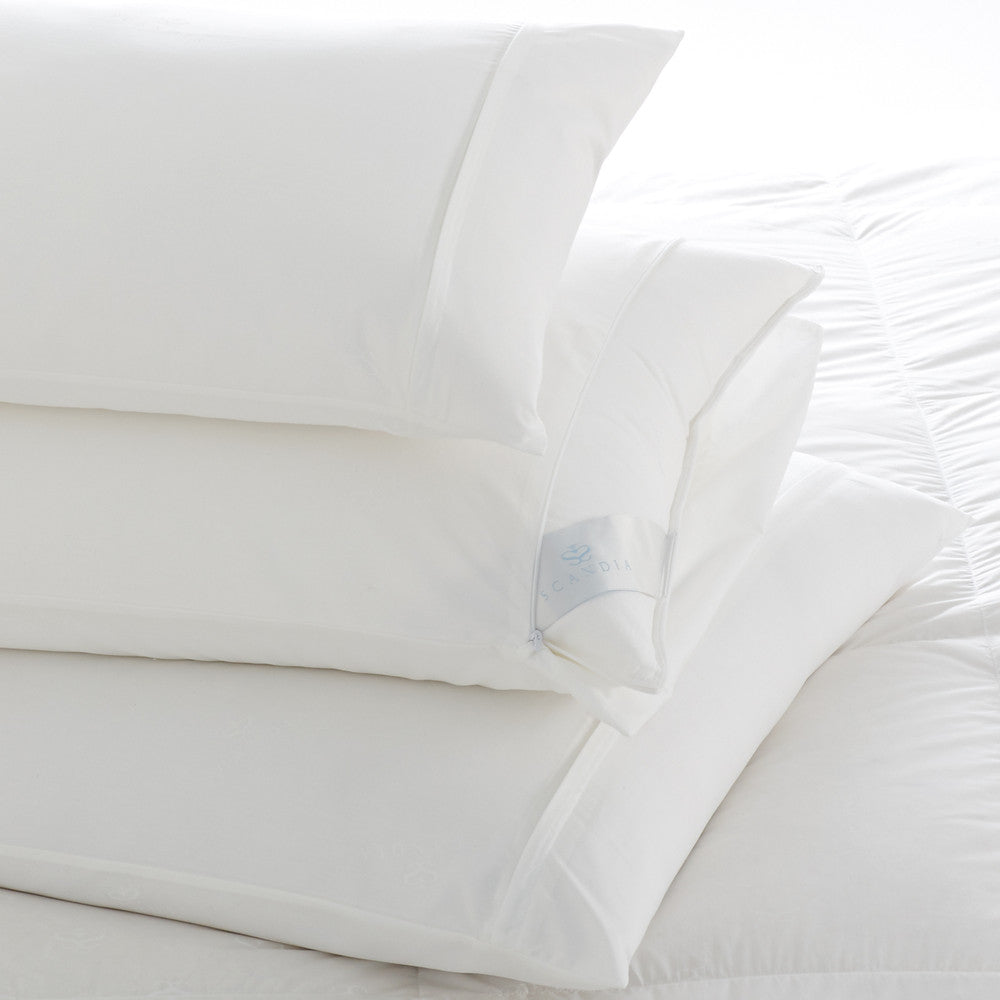 Deluxe Cotton Sateen Pillow Protector