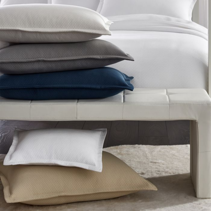 Perrio Matelassé Bedding Collection