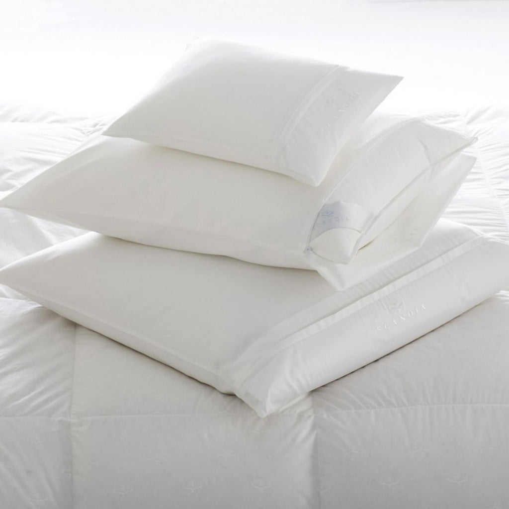 Scandia Home Featherbed Protectors