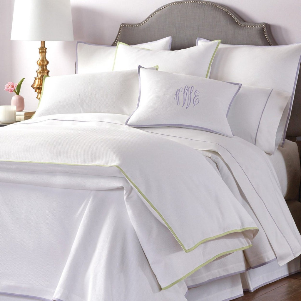 Pique Bedding Collection